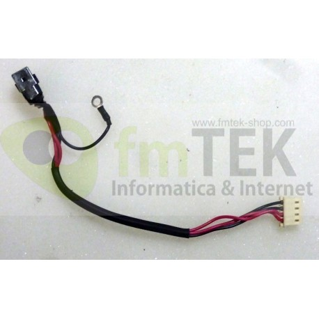 DC POWER JACK | CONECTOR - Packard Bell AGM00