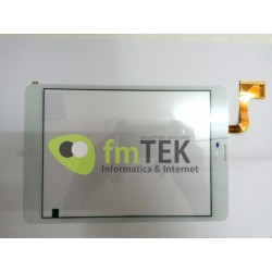 "TOUCH SCREEN TABLET ZTE MEO TABLET 2 - 7.9"" - BRANCO"
