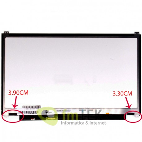 "ECRA LCD NV133FHM-N44 | N133HSE-EA1 - 13.3"" FHD IPS LED 30 PIN"