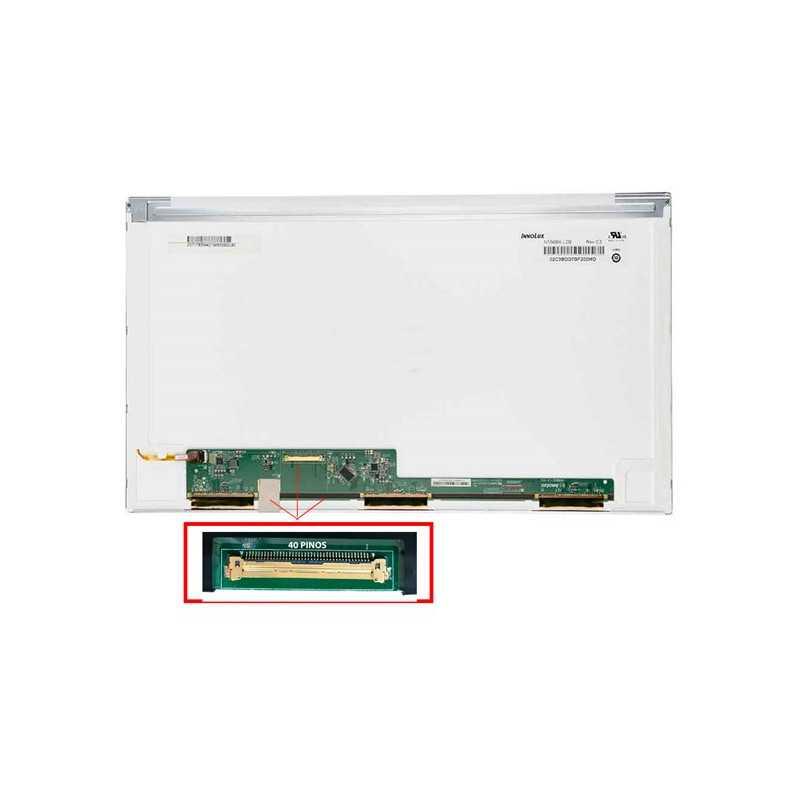 "Ecrã LCD – 15.6"" WXGA (1366x768)"