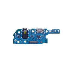 PLACA DE CARGA MICRO USB + JACK DE AUDIO 3.5MM + MICROFONE SAMSUNG GALAXY A20e - A202