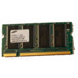 MEMORIA DDR 256MB PC2100S-25330 266MHZ