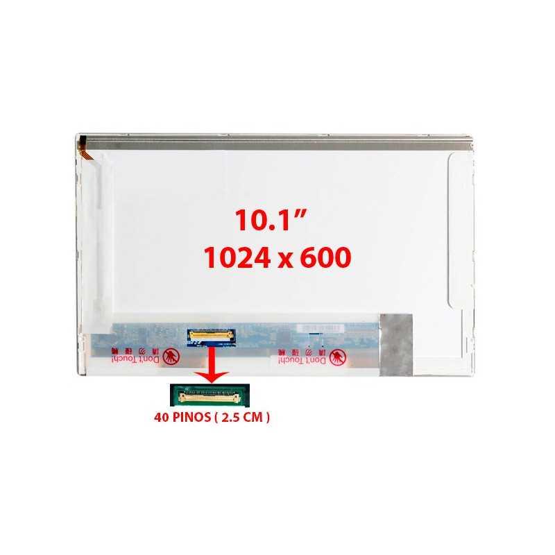 "ECRA LCD SAMSUNG  NP-N145 SERIES - 10.1"" WSVGA 1024x600 LED"