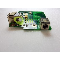PLACA | PORTAS | MÓDULO DC POWER JACK | CONECTOR/USB - GROWING DJR154SG