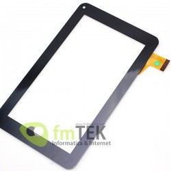 "TOUCH SCREEN  - 7.0"" - PRETO"