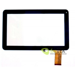 "TOUCH SCREEN TABLET - 10.1"" - PRETO"