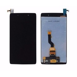 LCD + TOUCH ALCATEL IDOL 3 - 6039 | 6039Y - PRETO