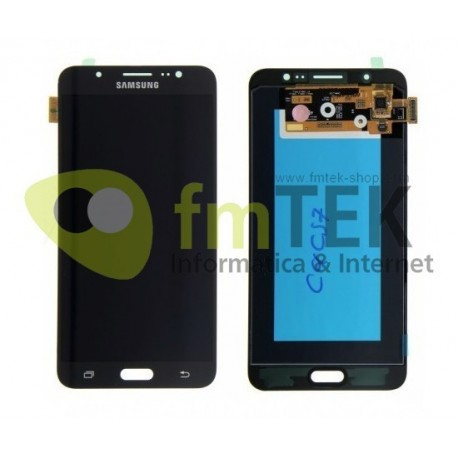 TOUCH SCREEN SONY XPERIA J ST26I - PRETO