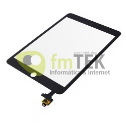 TOUCH SCREEN APPLE IPAD MINI 3 - A1432 | A1454 | A1455 - PRETO