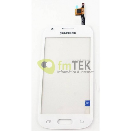 TOUCH SCREEN SAMSUNG GALAXY ACE 4 ( SM-G310 | SM-G313 ) - BRANCO