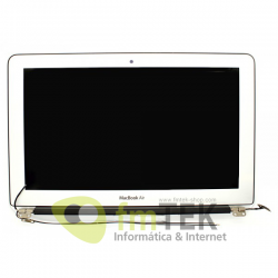 "MODULO COMPLETO ECRA LCD APPLE MACBOOK AIR A1370 - 11.6"" WXGA LED"