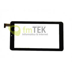 "TOUCH SCREEN GENERICO - CZY6388A01-FPC 9"" - PRETO"