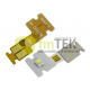 CONECTOR DE CARGA + MICROFONE  - HTC ONE M7