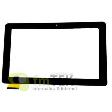 TOUCH SCREEN ZYD-070 - 19PNA-FPCV02 PRETO