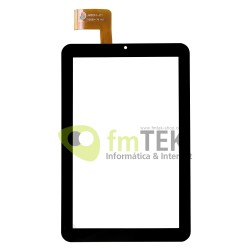 TOUCH SCREEN JM80H-01 - PRETO