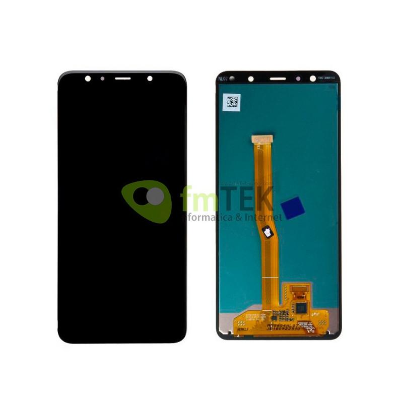 SAMSUNG GALAXY A7 ( 2018 ) - A750F - ECRA TOUCH + LCD ORIGINAL